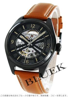 ハミルトン カーキ フィールド スケルトン 腕時計 メンズ HAMILTON H72585535