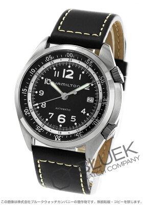 ハミルトン カーキ アビエーション パイロット パイオニア オート 腕時計 メンズ HAMILTON H76455733