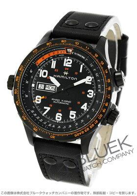 ハミルトン カーキ アビエーション X-ウィンド 腕時計 メンズ HAMILTON H77785733