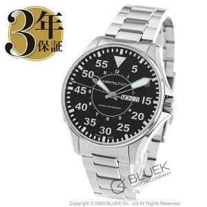 ハミルトン カーキ アビエーション パイロット オート 腕時計 メンズ HAMILTON H64715135_3