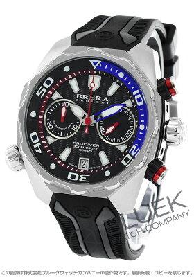 ブレラ プロダイバー クロノグラフ 300m防水 腕時計 メンズ BRERA BRDV2C4701