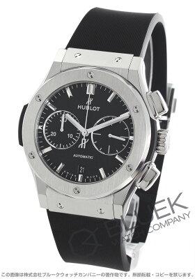 ウブロ HUBLOT 腕時計 クラシック フュージョン チタニウム メンズ 521.NX.1171.RX