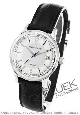 モーリス・ラクロア MAURICE LACROIX 腕時計 レ・クラシック デイト メンズ LC6027-SS001-120