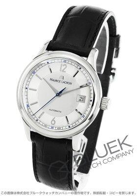 モーリス・ラクロア MAURICE LACROIX 腕時計 レ・クラシック デイト メンズ LC6027-SS001-120S