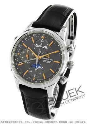 モーリス・ラクロア MAURICE LACROIX 腕時計 レ・クラシック ムーンフェイズ メンズ LC6078-SS001-331