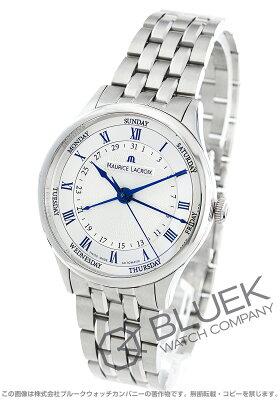モーリス・ラクロア MAURICE LACROIX 腕時計 マスターピース トラディション 5ハンズ メンズ MP6507-SS002-110