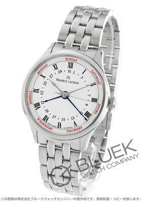 モーリス・ラクロア マスターピース トラディション 5ハンズ 腕時計 メンズ MAURICE LACROIX MP6507-SS002-112