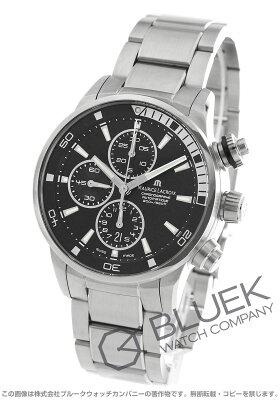 モーリス・ラクロア MAURICE LACROIX 腕時計 ポントスS 替えベルト付き メンズ PT6008-SS002-330