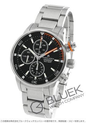 モーリス・ラクロア MAURICE LACROIX 腕時計 ポントスS 替えベルト付き メンズ PT6008-SS002-332