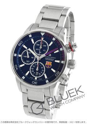 モーリス・ラクロア MAURICE LACROIX 腕時計 ポントスS FCバルセロナ 替えベルト付き メンズ PT6008-SS002-431