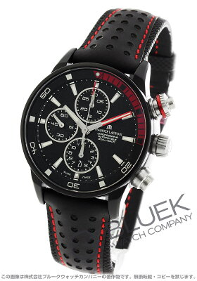 モーリス・ラクロア MAURICE LACROIX 腕時計 ポントスS エクストリーム 世界限定999本 替えベルト付き メンズ PT6028-ALB01-331