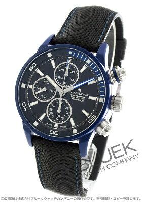 モーリス・ラクロア MAURICE LACROIX 腕時計 ポントスS エクストリーム 替えベルト付き メンズ PT6028-ALB11-331