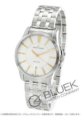 モーリス・ラクロア MAURICE LACROIX 腕時計 ポントス デイト メンズ PT6148-SS002-131