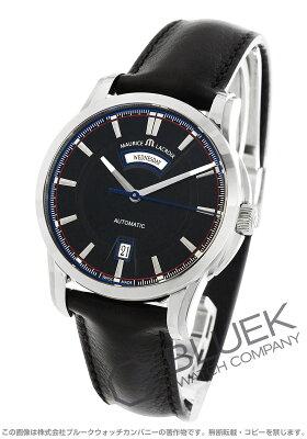 モーリス・ラクロア MAURICE LACROIX 腕時計 ポントス デイデイト レトロ メンズ PT6158-SS001-331