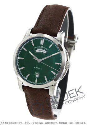 モーリス・ラクロア MAURICE LACROIX 腕時計 ポントス デイデイト メンズ PT6158-SS001-63E