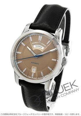 モーリス・ラクロア MAURICE LACROIX 腕時計 ポントス デイデイト メンズ PT6158-SS001-73E