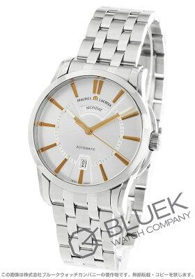 モーリス・ラクロア MAURICE LACROIX 腕時計 ポントス デイデイト メンズ PT6158-SS002-19E