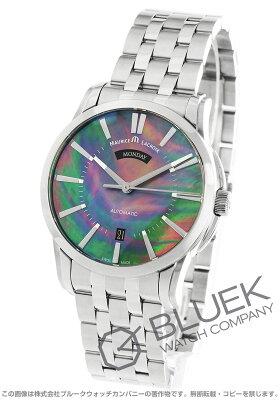 モーリス・ラクロア MAURICE LACROIX 腕時計 ポントス デイデイト メンズ PT6158-SS002-36E