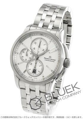 モーリス・ラクロア ポントス クロノグラフ 腕時計 メンズ MAURICE LACROIX PT6188-SS002-130