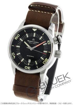 モーリス・ラクロア MAURICE LACROIX 腕時計 ポントスS ダイバー 600m防水 メンズ PT6248-SS001-330