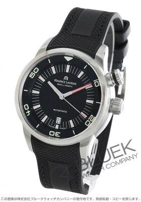 モーリス・ラクロア MAURICE LACROIX 腕時計 ポントスS ダイバー 600m防水 替えベルト付き メンズ PT6248-SS001-330-2
