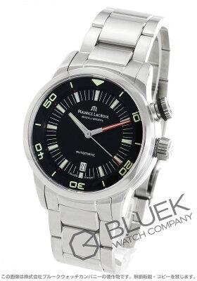 モーリス・ラクロア MAURICE LACROIX 腕時計 ポントスS ダイバー 600m防水 替えベルト付き メンズ PT6248-SS002-330
