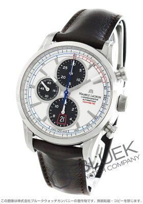 モーリス・ラクロア MAURICE LACROIX 腕時計 ポントス レトロ メンズ PT6288-SS001-130