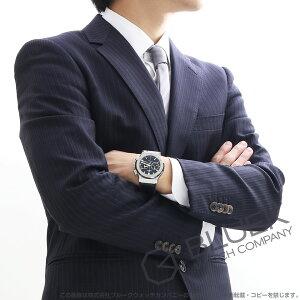 ウブロ クラシック フュージョン チタニウム クロノグラフ アリゲーターレザー 腕時計 メンズ HUBLOT 521.NX.1171.LR