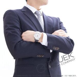 モーリス・ラクロア レ・クラシック クロノグラフ 腕時計 メンズ MAURICE LACROIX LC6058-SS002-130J