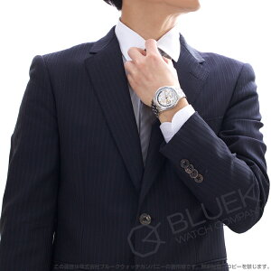 モーリス・ラクロア マスターピース トラディション ワールドタイマー GMT 腕時計 メンズ MAURICE LACROIX MP6008-SS002-110