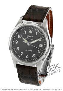 IWC 腕時計 パイロット・ウォッチ アリゲーターレザー メンズ IW324001