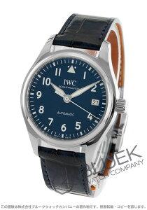 IWC 腕時計 パイロット・ウォッチ アリゲーターレザー メンズ IW324008