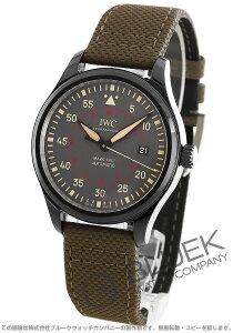 IWC 腕時計 パイロット・ウォッチ マーク XVIII トップガン・ミラマー メンズ IW324702