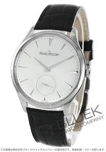 ジャガールクルト Jaeger-LeCoultre 腕時計 マスター ウルトラスリム アリゲーターレザー メンズ Q1278420