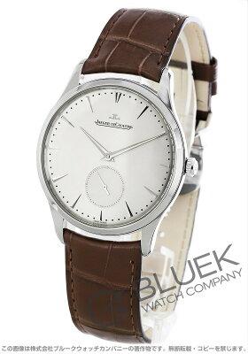 ジャガールクルト Jaeger-LeCoultre 腕時計 マスター ウルトラスリム アリゲーターレザー メンズ Q1358420