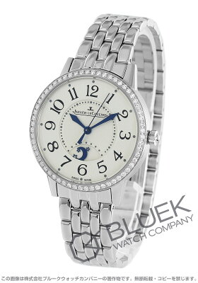 ジャガールクルト Jaeger-LeCoultre 腕時計 ランデヴー ナイト&デイ ダイヤ レディース Q3448120
