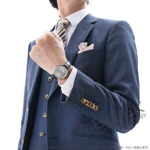 ジャガールクルト マスター ウルトラスリム アリゲーターレザー 腕時計 メンズ Jaeger-LeCoultre Q1278420
