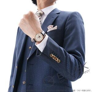 ジャガールクルト マスター ウルトラスリム ムーン ムーンフェイズ PG金無垢 アリゲーターレザー 腕時計 メンズ Jaeger-LeCoultre Q1362520