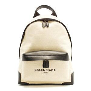 バレンシアガ BALENCIAGA リュックサック/バックパック ネイビー 【NAVY】 ナチュラル&ブラック 409010 AQ38N 1081 メンズ レディース