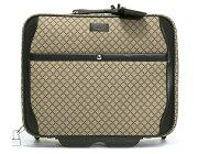 グッチ GUCCI 旅行用バッグ ディアマンテ ベージュ&エボニー&ブラック 246459 FX61N 9769 メンズ レディース