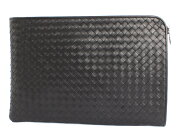 ボッテガヴェネタ BOTTEGA VENETA セカンドバッグ イントレチャート ブラック 224052 V4651 1000 メンズ