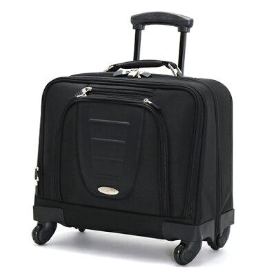 サムソナイト スーツケース バッグ メンズ MOBILE OFFICES SPINNER ブラック 10392 1041 SAMSONITE