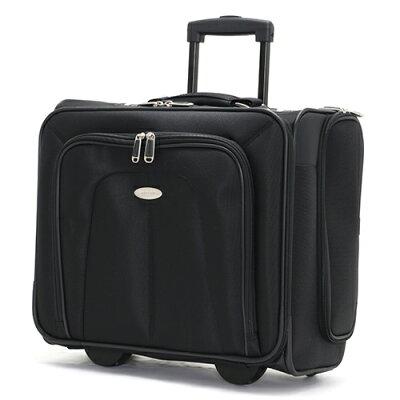 サムソナイト Samsonite ビジネスバッグ/スーツケース MOBILE OFFICE SIDE LOADER ブラック 11020 1041 メンズ