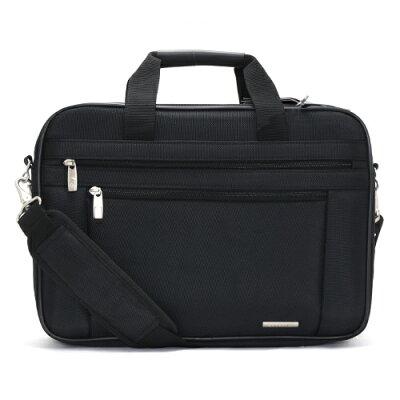 サムソナイト ビジネスバッグ バッグ メンズ CLASSIC BUSINESS 2 GUSSET BRIEFCASE 15.6 ブラック 48176 1041 SAMSONITE