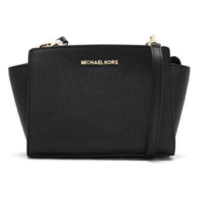 マイケルコース MICHAEL KORS ショルダーバッグ セルマ 【SELMA】 ブラック 30T3GLMM2L 001 レディース
