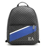 エンポリオアルマーニ EMPORIO ARMANI リュックサック/バックパック ZAINO ボードグレー&ブラック&ブルー Y4O031 YKB6V 81203 メンズ