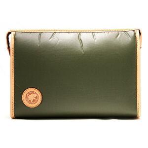 ハンティングワールド HUNTING WORLD セカンドバッグ バチュー オリジン BATTUE ORIGIN グリーン 8054 10A メンズ