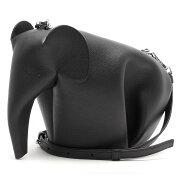 ロエベ LOEWE ショルダーバッグ/ポーチ ANIMAL ELEPHANT ブラック 199 M93 30 1100 レディース