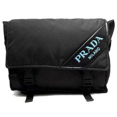 プラダ ショルダーバッグ/ボディバッグ バッグ メンズ レディース コローリ ミスティ ブラック 1BD157 2CBS F0002 PRADA