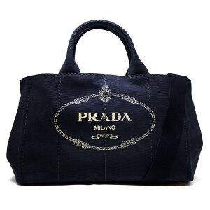 プラダ PRADA トートバッグ/ショルダーバッグ カナパ CANAPA 三角ロゴプレート バルティコブルー 1BG642 ZKI F0216 レディース
